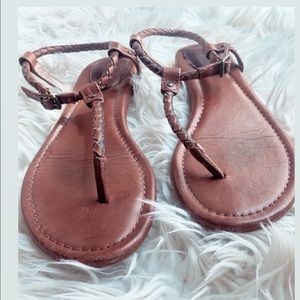 Size 7 Frye Sandals